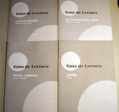 Colección de 12 Guías de lectura