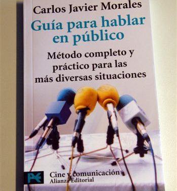 Guía para hablar en público